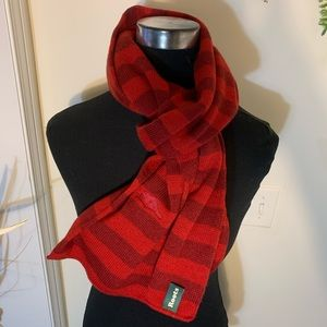 Roots 100% Acrylic Canada Made NeckWrap Scarf